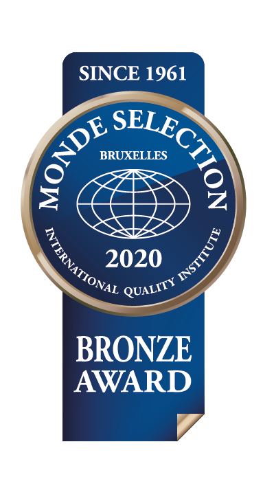 Arroz Federal Gourmet Logo Bronce Monde Selection
